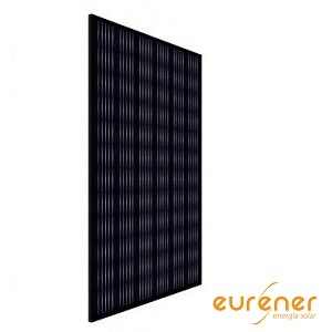 Solarmodul 300Wp, Eurener MEPV Turbo Superior mono black